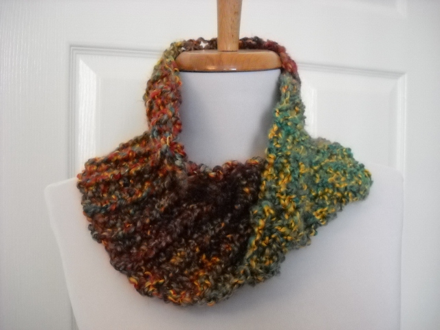 Free Crochet Mobius Cowl Pattern Marilynknits
